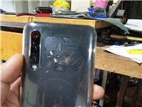 小米9,透明版8G运行,256内存。上个月15号买的。想换手机了,便宜卖了