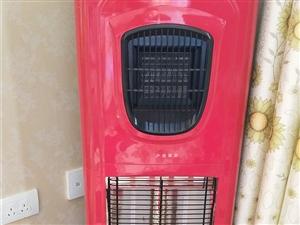 一機兩用,冬季制熱,夏季加濕,萬達家電599元購買,現100元出售,幾乎全新,因搬家閑置,有看上的聯...