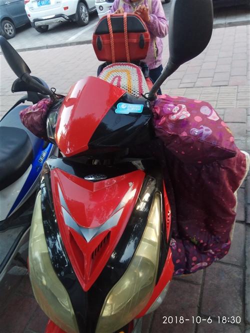 嘉吉150踏板摩托车出售