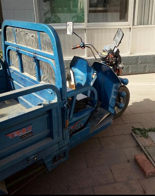 出售三轮车一辆,用了1年,52安电池 1000瓦电机,低价出售