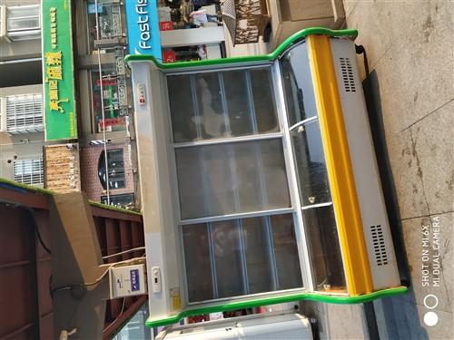 本店因更换设备,转让2米幸福雨点菜柜一台,制冷效果美丽冻人,物美价廉,需要的联系我