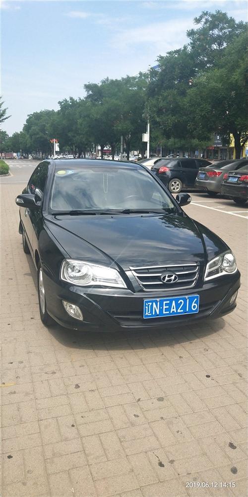 11款北京现代伊兰特,车嘎嘎板正有意者电话联系车贩勿扰
