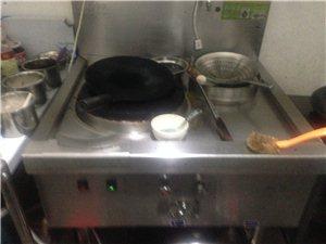猛火灶转让转让,饭店烧饭做菜的,买来1500,现600转
