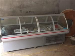 �L冷型展示柜低�r出售,2.5米�L,�有奶茶店用的制冰�C,全自�臃饪谀�C,汽油�l��C,2匹定�l柜�C空�{...
