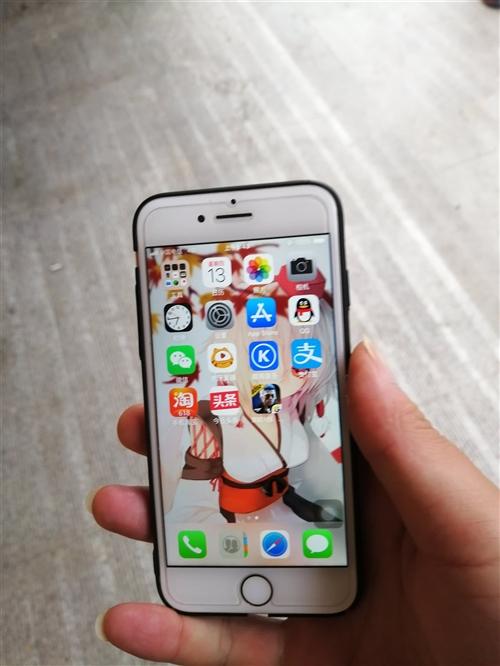 自用全原装iphone7台,成色9辛,边角些许磕碰,非国行,功能全部正常使用,可随意升级,王者吃鸡绝...