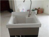 产品:洗衣盆(带橱柜) 新房闲置,从未使用,原价500,现低价处理,150元带走。 尺寸:55*...