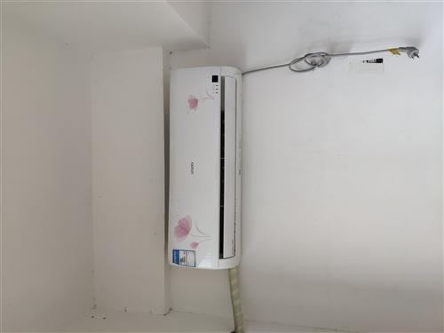 大1.5P掛式空調〖奧克斯〗品牌機,8成新,原辦公用的,便宜處理!13870266087傅生