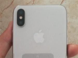 本人手机用了六个月!想换手机!便宜出售!苹果X!64G!国行!18889991778