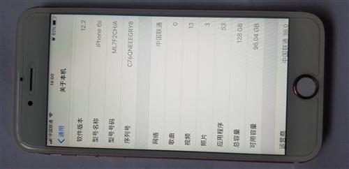 二手手机,苹果6s,想买的请联系。