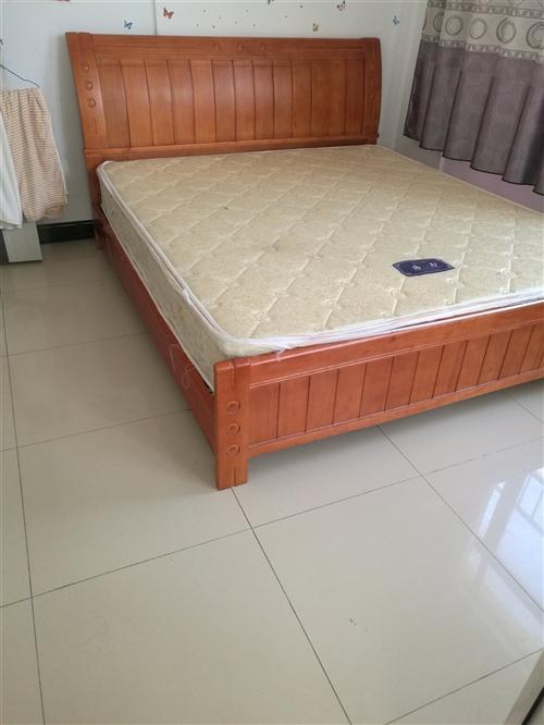木床带床垫390