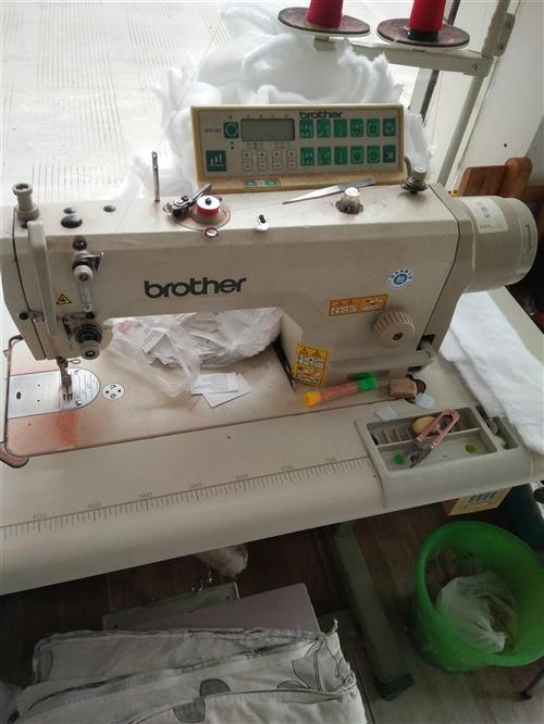 你好 請幫我發下 家里閑著一臺兄弟牌電腦平車 縫紉機 有需要電話聯系 13735089361微信同上...