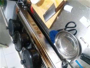 燃气烤炉,带吹风,用了几次不合适所以处理,9.9成新。原价580,现价400