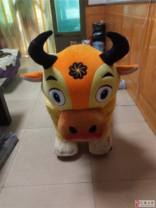 處理出售廣場毛絨玩具車6臺,有要的電話聯系!!!