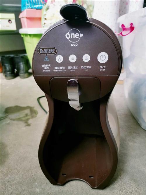 九陽one cup 膠囊機,可做豆漿和咖啡,還可自動清洗,買入三年多,只用過兩三次,適合咖啡店和西餐...