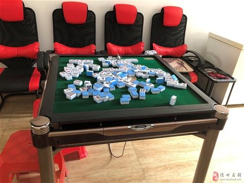 国雀麻将机,还很新,买麻将机送四张凳子