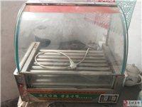 出售闲置的烤肠机一台,规格型号出厂日期上面都有