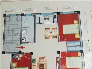 滨河御园3室 2厅 1卫75万元