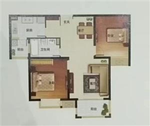 骏景溪悦2室 2厅 1卫58万元