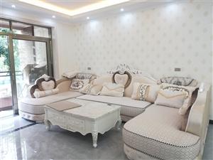 御景豪庭全新装修从未住过人,带家具出售