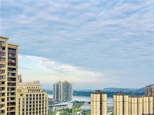 丽雅时代三室大阳台户型方正采光好,视野开阔如图