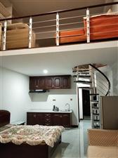 鼎晟公寓1#403室(复式公寓)1室1厅1卫1600元/月