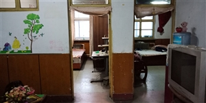 水泥厂家属楼3室 1厅 1卫45万元