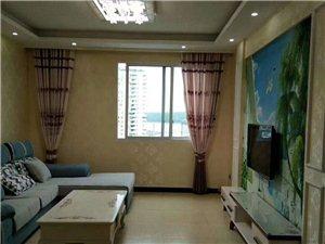江畔明珠19楼3室 2厅 1卫54.8万元