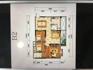 福来美地3室 2厅 2卫