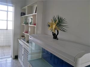 兰新小区2室2厅1卫精装,全套家具家电1450元