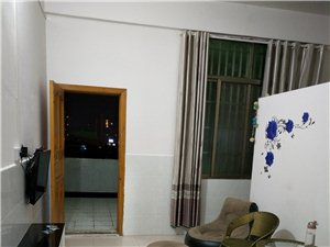 龙翔广场金鹏汽贸楼上公寓楼1室 1厅 1卫1000元/月