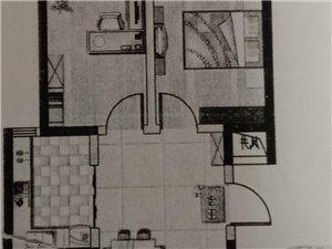 【出售】华宇臻品3室 2厅 1卫68万