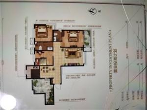 盛景华庭3室2厅2卫准现房可首付贷款送小院