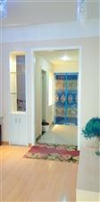 华夏世贸单身公寓1室 1厅 1卫1100元/月