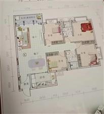 昌盛花园4室 2厅 2卫65万元