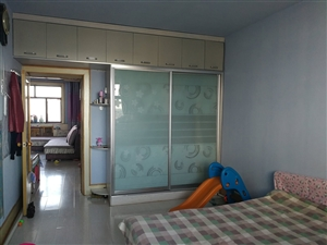 卖房带家具花园小区6楼一室13.5万宽敞明亮通透