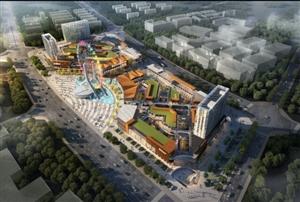 澳门银河网址川海中心大型商业综合体