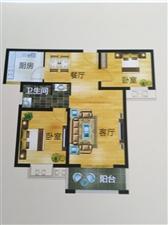 嘉南美地2室 2厅 1卫39万元