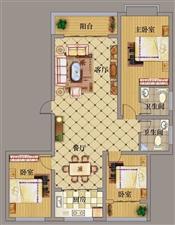 祥瑞苑3室 2厅 2卫面议