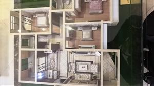 天福公馆3室 2厅 2卫48万元