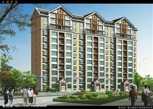 山城半山附近三室两厅150平电梯房出售