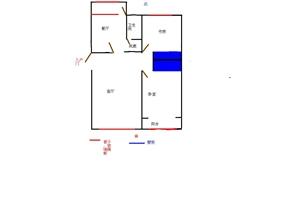 昌盛街18号楼三楼住宅出租
