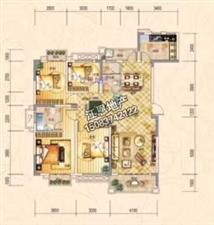 (江景美宅)龙翔国际4室 2厅 2卫83.8万元