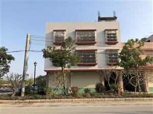 马头村大庙路马路边上3间地皮新建3层楼房未住人