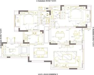 龙城华府3室 3厅 2卫155万元花园洋房