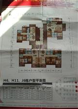 泰华城H6江景房4房出售116万元