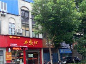 楚王城大道上門面房二間三層整體出租3500元/月