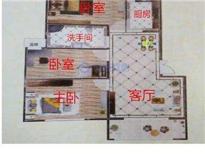 碧桂园北 银河佳苑3室 1厅 1卫23万元