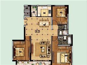 东湖公馆3室 2厅 2卫59万元