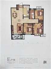 康德郡3室 2厅 1卫102万元