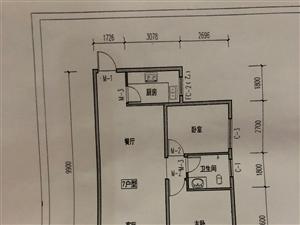 锦绣家园2室 2厅 1卫34600万元